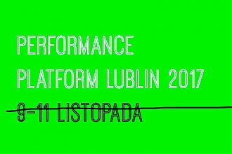 MEETING WITH THE PARTICIPANTS OF THE PERFORMATIVE PLATFORM LUBLIN